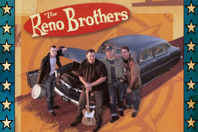The Reno Brothers cars 'n bands 2018