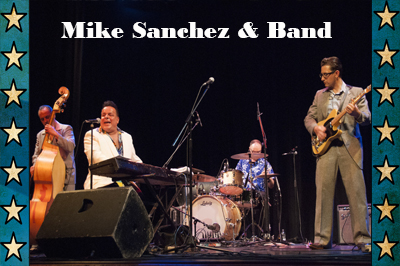 Mike Sanchez & Band Engeland