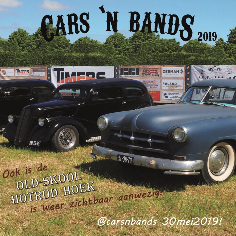 hot rod cars n bands