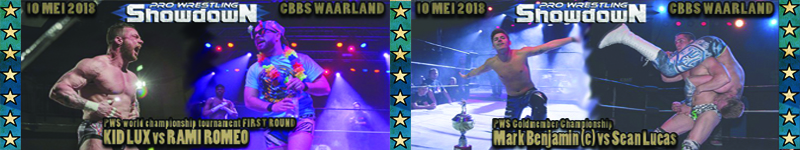 Pro Wrestling Showdown Purmerend