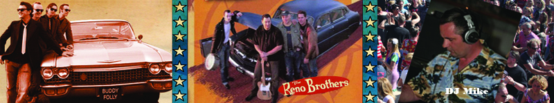 buddy folly - the reno brothers- dj mike