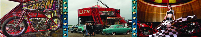 demon drome wall of death uit Engeland