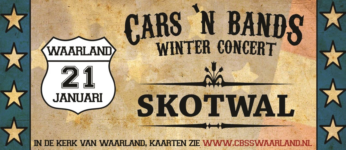 Cars n Bands Winterconcert