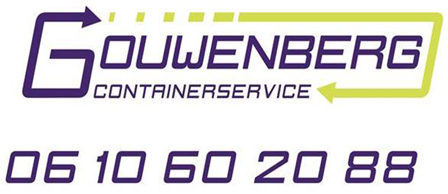 logo Gouwenberg containerservice